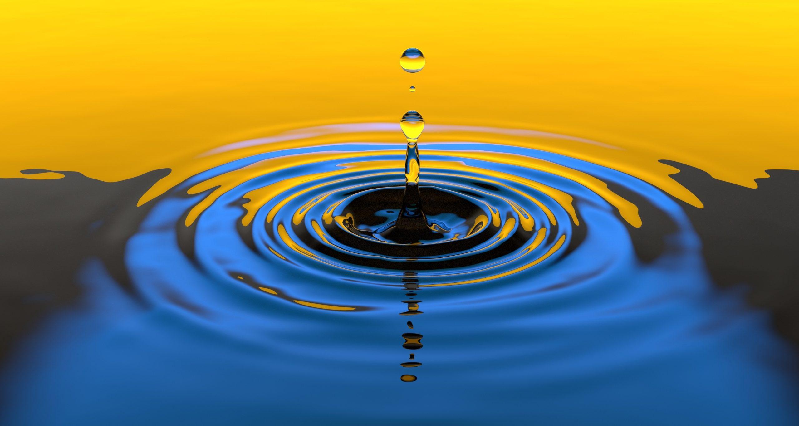 water, drop, liquid